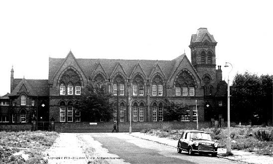 Burlington St School