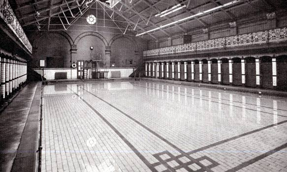 Victoria Road Baths