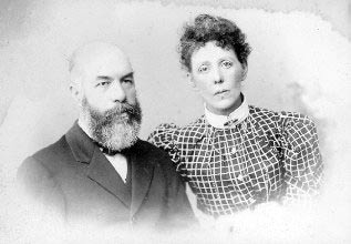 Mr and Mrs Frederick Charles Whitehall